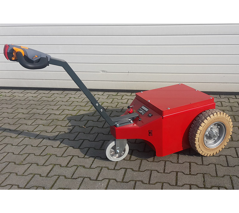 ​Multi-Mover XL50 < 5 TO - Multi-mover tracteur pousseur électrique